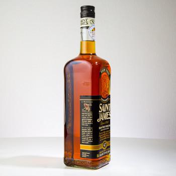 SAINT JAMES - VO - 3 ans - Rhum vieux - 42° - 100cl - martinique