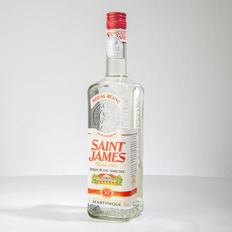 SAINT JAMES - Rhum blanc - 50° - 70cl