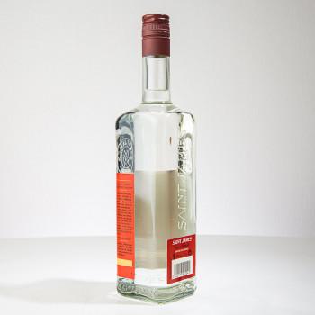 SAINT JAMES - Coeur de Chauffe - Rhum blanc - 60° - 70cl - brut de colonne