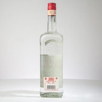 SAINT JAMES - Rhum blanc - 50° - 100cl - AOC