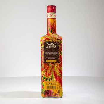 SAINT JAMES - American Barrel - Rhum ambré - 45° - 70cl - rhum agricole
