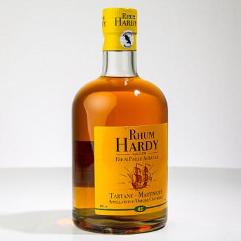 Rhum HARDY - Rhum Paille - Goldener Rum - Rhum Martinique