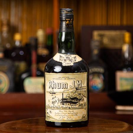 JM - Jahrgang 1988 - 10 Jahre - Vintage - Extra Alter Rum - 50° - 70cl