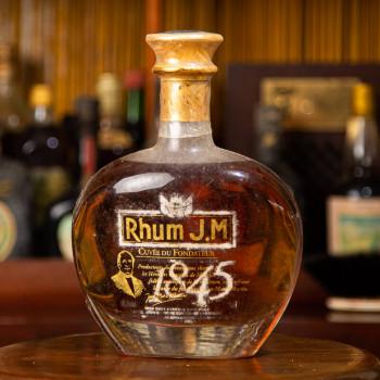 JM - Cuvée du Fondateur - Vintage - Carafe - Rhum Hors d'âge - 48,2° - 70cl