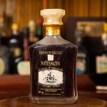 NEISSON - XO - Cuvée du 3eme Millénaire - Carafe - Vintage - Rhum vieux - 45° - 70cl