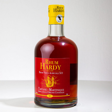 HARDY - XO - Extra Alter Rum - 42° - 70cl
