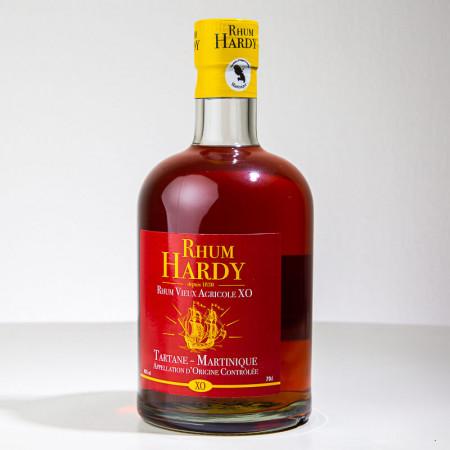 HARDY - XO - Rhum hors d'âge - 42° - 70cl
