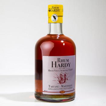 Rhum HARDY - VSOP - Rhum très vieux - 42° - 70cl - rhum agricole