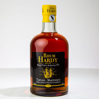 HARDY - VO - Alter Rum - 50° - 70cl
