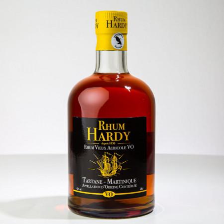 HARDY - VO - Rhum vieux - 42° - 70cl