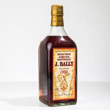 BALLY - Millésime 1993 - Rhum vieux -  45° - 70cl - martinique