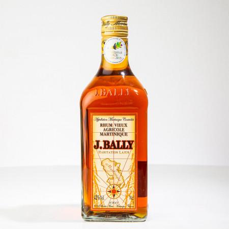 BALLY - Rhum vieux - VO - 42° - 70cl