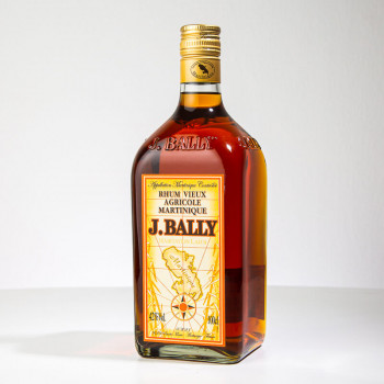 Rhum BALLY - Rhum vieux - 42° - 100cl - rhum agricole