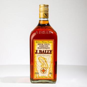 Rhum BALLY - Rhum vieux - 42° - 100cl - rhum AOC martinique