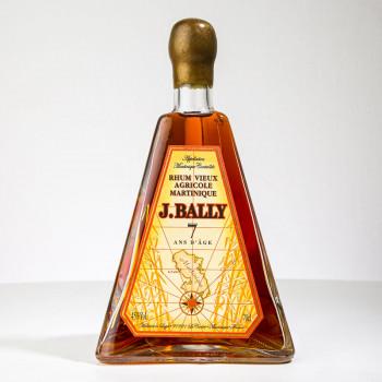 Rhum BALLY - Pyramide 7 ans - Rhum vieux - martinique