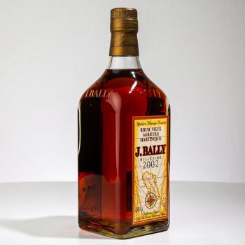 BALLY - Jahrgang 2002 - 43° - 70cl - französischer rum