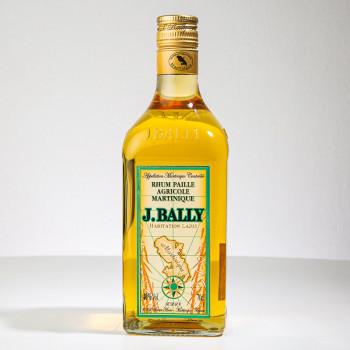 BALLY - Rhum paille - Rhum Ambré - 40° - 70cl - martinique
