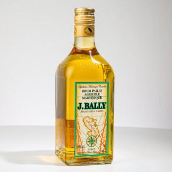 BALLY - Rhum paille - Rhum Ambré - 40° - 70cl - Martinique - Rhum agricole