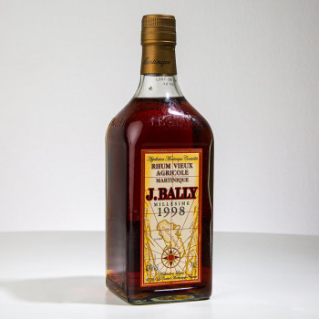 BALLY - Millésime 1998 - Rhum vieux - AOC