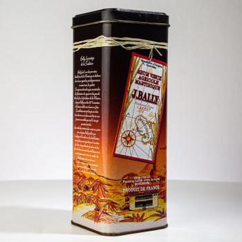 Rhum BALLY - Millésime 1999 - Rhum vieux - 43° - 70cl - martinique