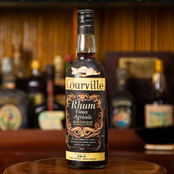 COURVILLE - 25 ans - Vintage - Rhum vieux - 47° - 70cl