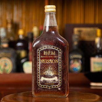 NEISSON - Rhum très vieux - Vintage - sérigraphiée - 45° - 100cl