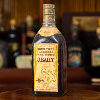 BALLY - Millésime 1957 - Rhum vintage - 45° - 75cl