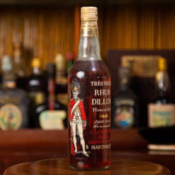 DILLON - Régiment de Dillon 1779 - Vintage Rum - 45° - 70cl