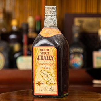BALLY - Millésime 1960 - Rhum Vintage - 45° - 75cl