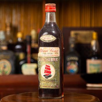 DUQUESNE rum - Val d'or - 10 Jahre - Vintage Rum - ??° - 70cl