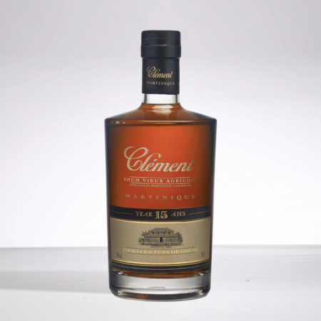 CLEMENT - XO - 15 Jahre - Extra Alter Rum - 42° - 70cl