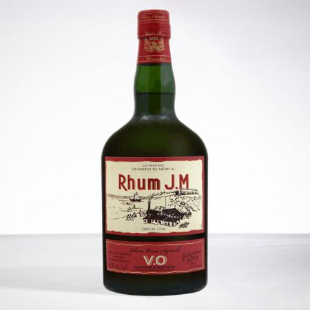 JM - VO - Rhum vieux - 43° - 70cl