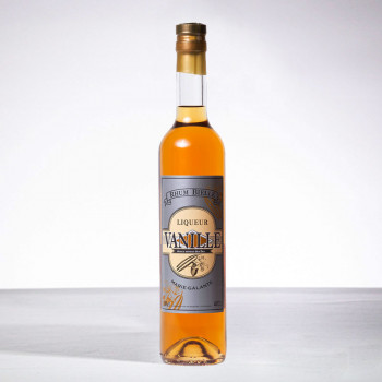 Liqueur BIELLE - Vanille - 40° - 50cl