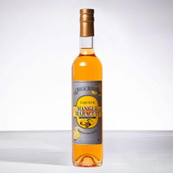 Liqueur Bielle - Maracudja - Mangue - Marie Galante
