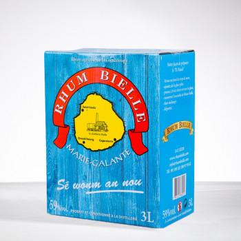 cubi bielle rhum blanc de 300cl