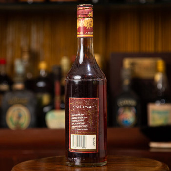 rhum LA MAUNY - Rhum Vintage - 7 ans d'âge - Très vieille bouteille - 45° - 70cl