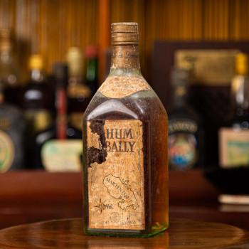 Rhum BALLY - Millésime 1975 - Rhum Vintage - 45° - 70cl