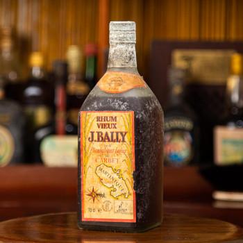 Rhum BALLY - Rhum Vintage - 45° - 75cl - Millésime 1966