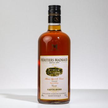MADKAUD - Castelmore - Sehr alter Rum - 40° - 70cl