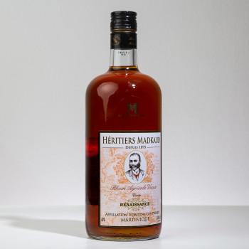 MADKAUD - Renaissance - Rhum vieux - 40° - 100cl