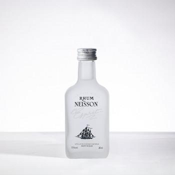 Rhum NEISSON - L'Esprit blanc - Rhum blanc - 70° - 20cl