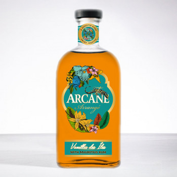 ARCANE - Vanille des Iles - Arrangierter Rum