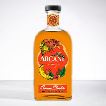 ARCANE - Flambierte Banane - Rhum Mauritius