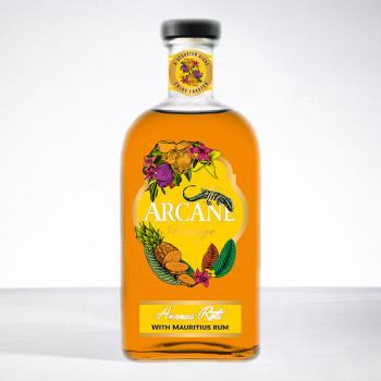 ARCANE - Geröstete Ananas - Rhum Mauritius