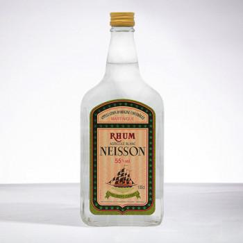 rhum NEISSON - Rhum blanc - 55° - 100cl