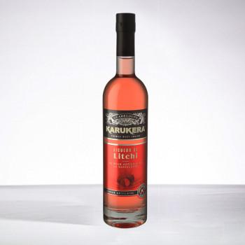 liqueur KARUKERA - Liqueur de Litchi - Liqueur - 18° - 50cl