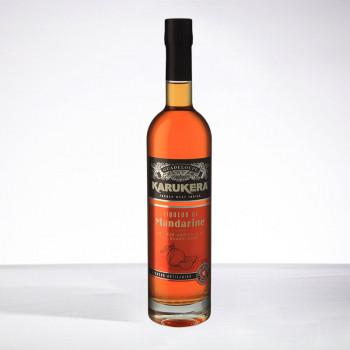 liqueur KARUKERA - Liqueur de Mandarine - Liqueur - 18° - 50cl