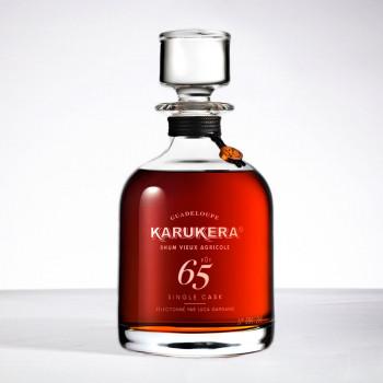 rhum KARUKERA - Millésime 2006 - 11 ans - Cask n°65 - Rhum hors d'âge - 48,3° - 70cl