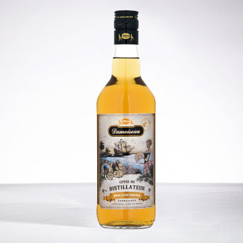 rhum DAMOISEAU - Cuvée Distillateur - Rhum vieux - 42° - 70cl