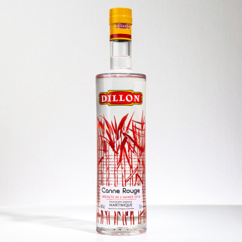 DILLON - Canne Rouge - Rhum blanc - 50° - 70cl